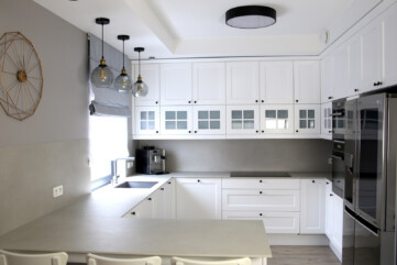 Küchenarbeitsplatte Calce Grigio