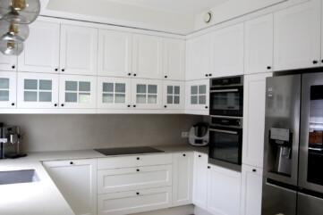 Küchenarbeitsplatte aus Calce Grigio